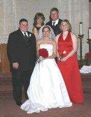 Rick Herndon and Family